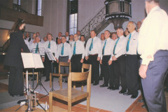 Jubiläum 175 Jahre Männerchor