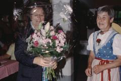 Jub. FV Tanne Susi Albrecht, Annemarie Welti