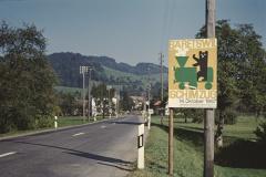 Bahnfest 1967, organisiert durch Fred Heer, 20 Jahre SBB (1947 wurde die Strecke Hinwil-Bäretswil-Bauma elektrifiziert und ging an die SBB über)