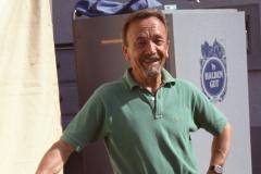 Diräkt us Bäretswil, Wurstbrater und Garagist Heinz Stern