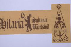 Sultanat Bäretswil, Titelbild