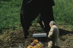 Einweihung Rastplatz ,Fledermaus', Dr.M.Zollinger ZKB