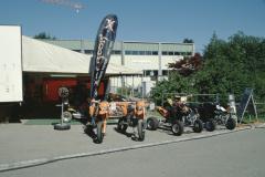 Super Moto, Moto-Fahrzeuge