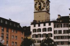 Wahl Gerhard Fischer zum Kantonsratspräsident, Kirche St.Peter