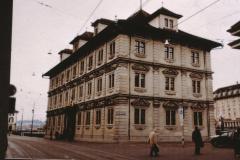 Wahl Gerhard Fischer zum Kantonsratspräsident, Rathaus