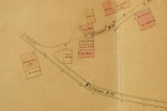 Chlibäretswil, Dorf und Häuser