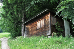 Berg, Pfadfinderhütte der Pfadi Winterthur