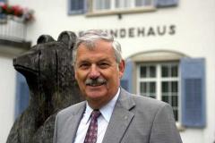 Gemeinderat 2010 Hans-Peter Hulliger, GdePräsident (Finanzen)