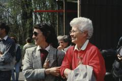Oberstufenschulpflege, Anita Frei und Esther Brütsch, Entsorgungsfest