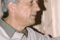 Oberstufenschulpflege, Hermann Brütsch, Examenessen Hinterburg