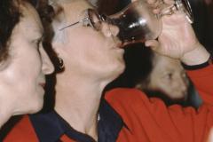 Oberstufenschulpflege, Anita Frei + Esther Brütsch, Examenessen Hinterburg