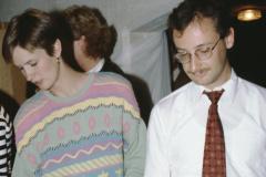 Oberstufenschulpflege, Vikare Beatrice Grünenfelder + Graziano Orsi, Examenessen Hinterburg