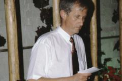 Examenessen Hinterburg, Heinz Mäusli