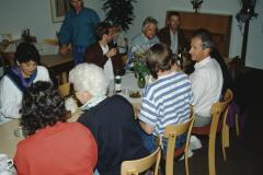 Seminar Oberstufe Wildhaus, Gemütliches Beisammensein