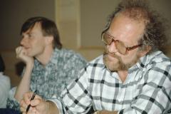 Seminar Oberstufe Wildhaus, Bruno Grison + Theo Steinmann