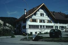 Haus an der Schulstr, diente 1841-1847 als Sek.Schulhaus