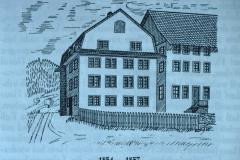 Alte Bettswilerstr, Sek.Schulhaus 1854-57