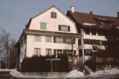 Alte Bettswilerstr 5+9, Schulstube von 1854-57
