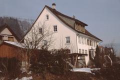 Haus Adetswilerstr 18+20, Schulstube 1857-1861