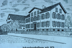 Sek.Schulhaus seit 1878