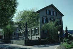 Altes Sek.Schulhaus Dorf
