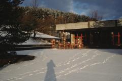 Schulhaus Im Letten, Pausenplatz