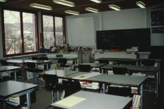 Schulhaus Im Letten, Sammlung