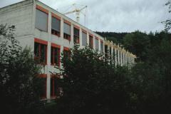 Schulhauserweiterung Letten