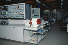 Schulhaus Letten Sammlung