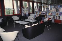 Schulhaus Letten, Umgestaltung Lehrerzimmer