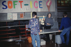 Hausfest Letten, Silvester 1990, Soft Ice 2. Real Esther Siegrist