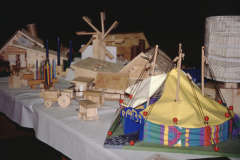 Letzte Ha-Ausstellung im Letten, Handarbeit
