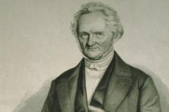 Dekan Hans Rudolf Waser 1790-1876, liess Kirche erbauen u. lehren