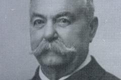 Major Bünzli, 1. Präsident VVB