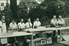 Walter Bernhard, E. Fischer, Ruedi Sütterli, Robi Egli, Ernst Hess, Walter Egolf, Reinhold Walder