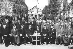 Männerchor Bäretswil, Anf. 50er Jahre, nummeriert