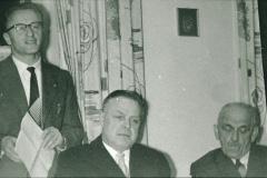 Fest im Bären, A. Egli, R. Sunier, R. Walder