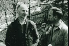 Albert Brunner u. Dölf Fenner, Viehprämierung