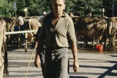 Viehprämierung Dölf Fenner