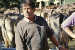 Viehprämierung, Alfred Dubach
