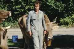 Viehprämierung, Ueli Hauser