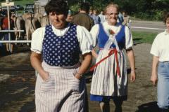 Viehprämierung, Frau Brunner, Alice Gentner