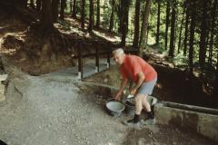 Neuer Weg Täuferhöhle, Hans Koller
