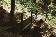 Neuer Weg Täuferhöhle, Brücklein