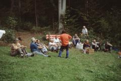 VVB Nach getaner Arbeit - Bratwurst vom Grill