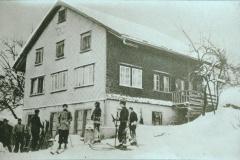Skihütte Schwarzweid
