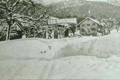 Skihütte Schwarzweid, SSB Skischule