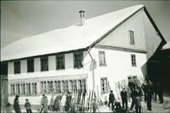 Skihütte Jakobsberg auf dem Allenberg