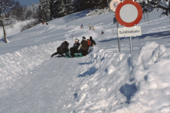 Schlittelbahn Steigstr