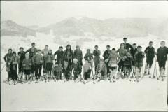 Wintersport in Wappenswil, Skischule